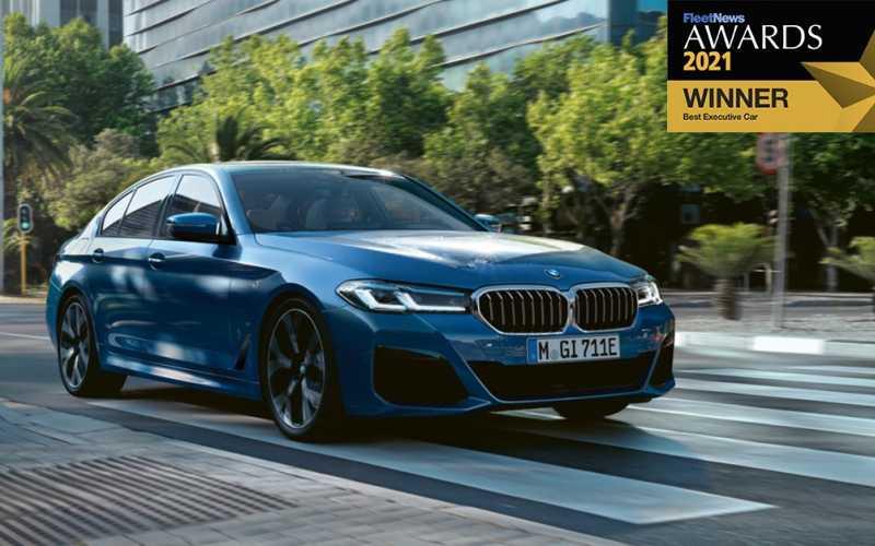 BMW 5 Series Best Executive Car