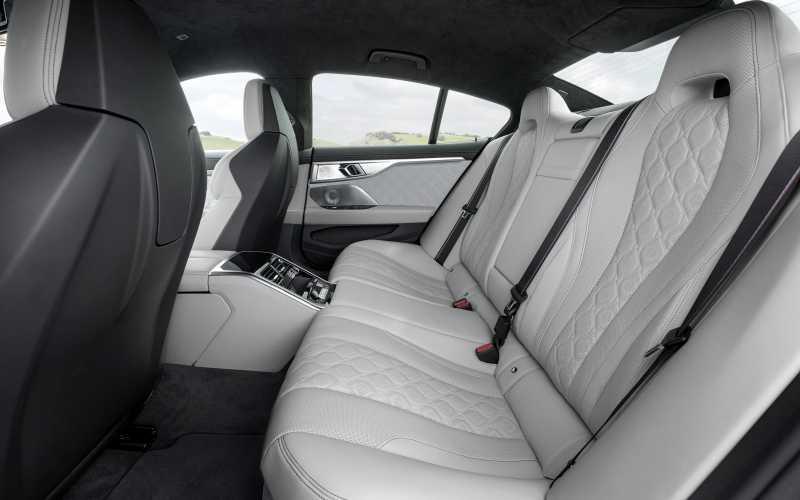 BMW M8 GC Interior 2