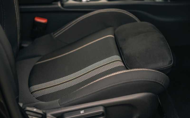 MINI Clubman Countryman Shadow Edition Image Interior Sports Seats New Car