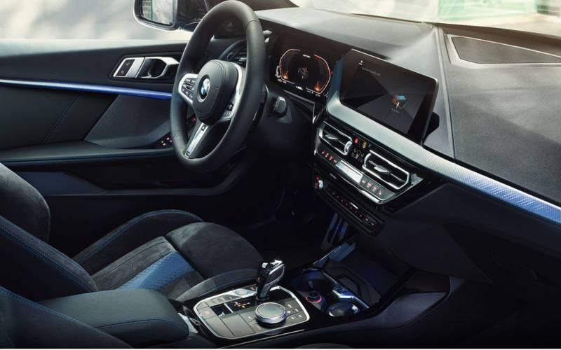 1 Series interior