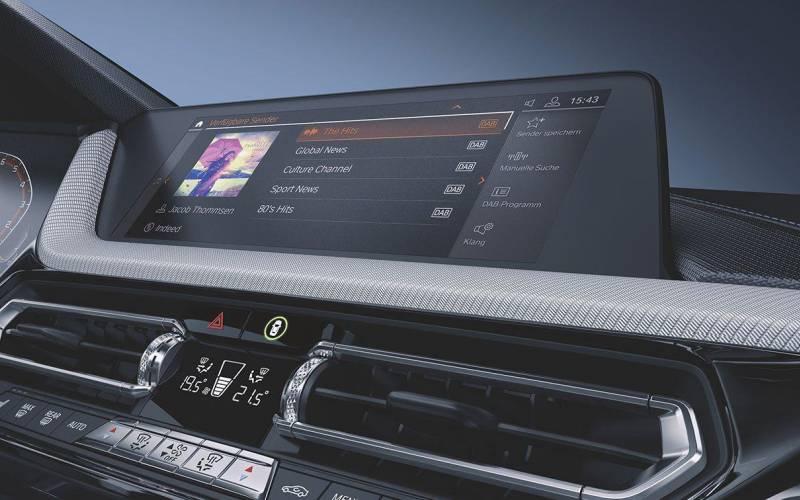 BMW 1 Series Connectivity