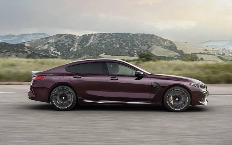BMW M8 GC side 1