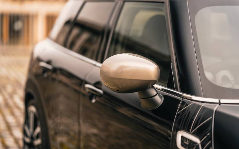 MINI Clubman Shadow Edition Image Side Detail Wing Mirror New Car