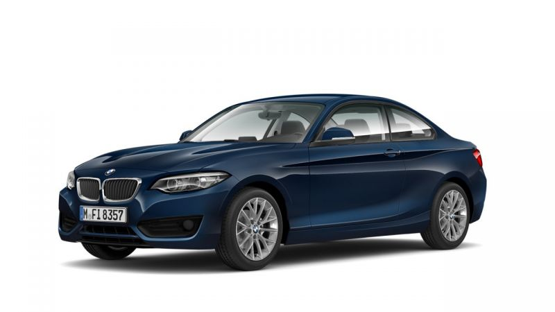 The New BMW 2 Series Coupé