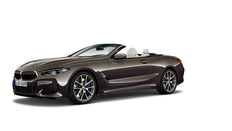 The New BMW 8 Series Convertible