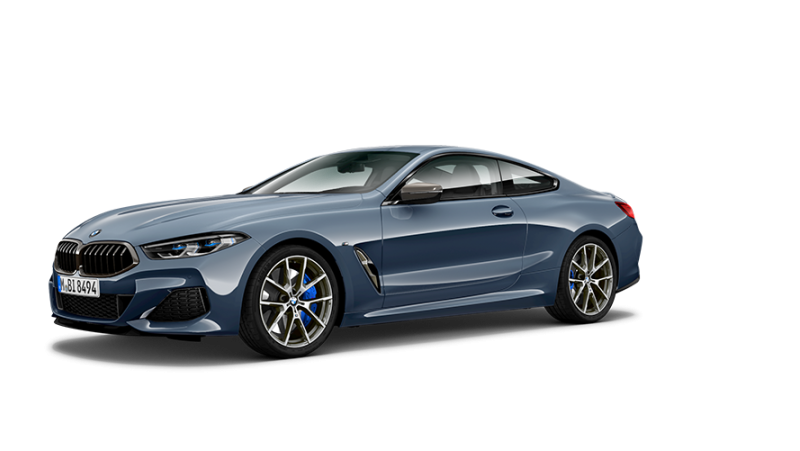 The New BMW 8 Series Coupé