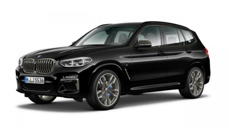 The New BMW X3 M40i & M40d.