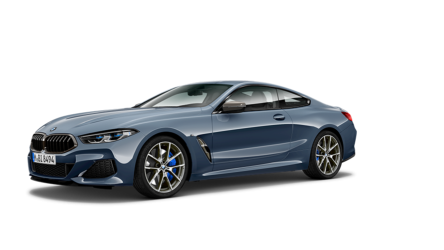 New BMW 8 Series Coupé