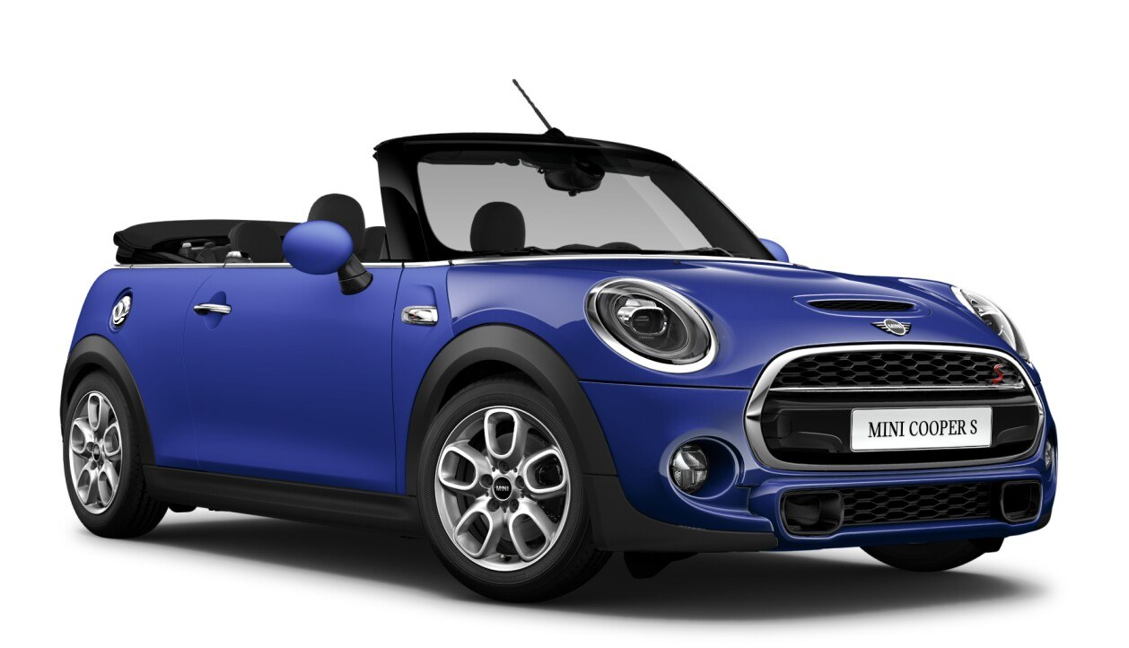 The New MINI Convertible from £20,080