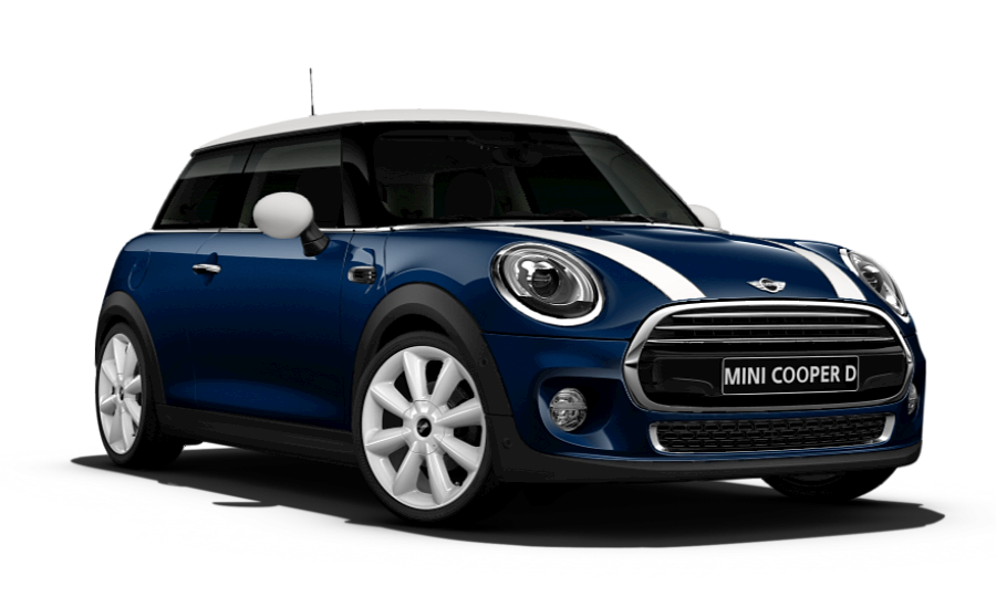 MINI COOPER D 3 DOOR HATCH