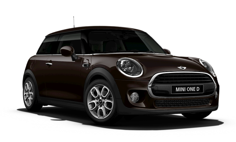 MINI ONE D 3 DOOR HATCH