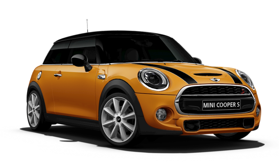MINI COOPER S 3 DOOR HATCH