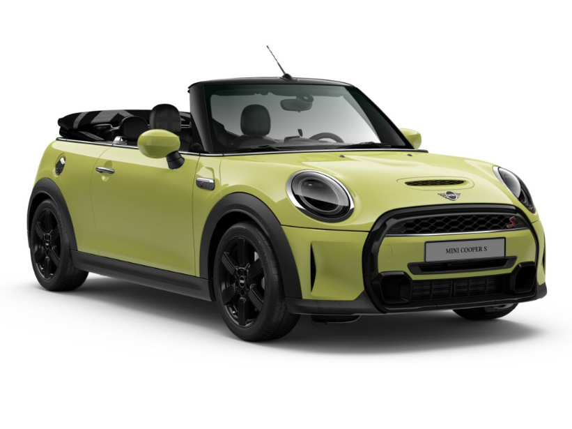 The New MINI MINI Convertible from £21,500