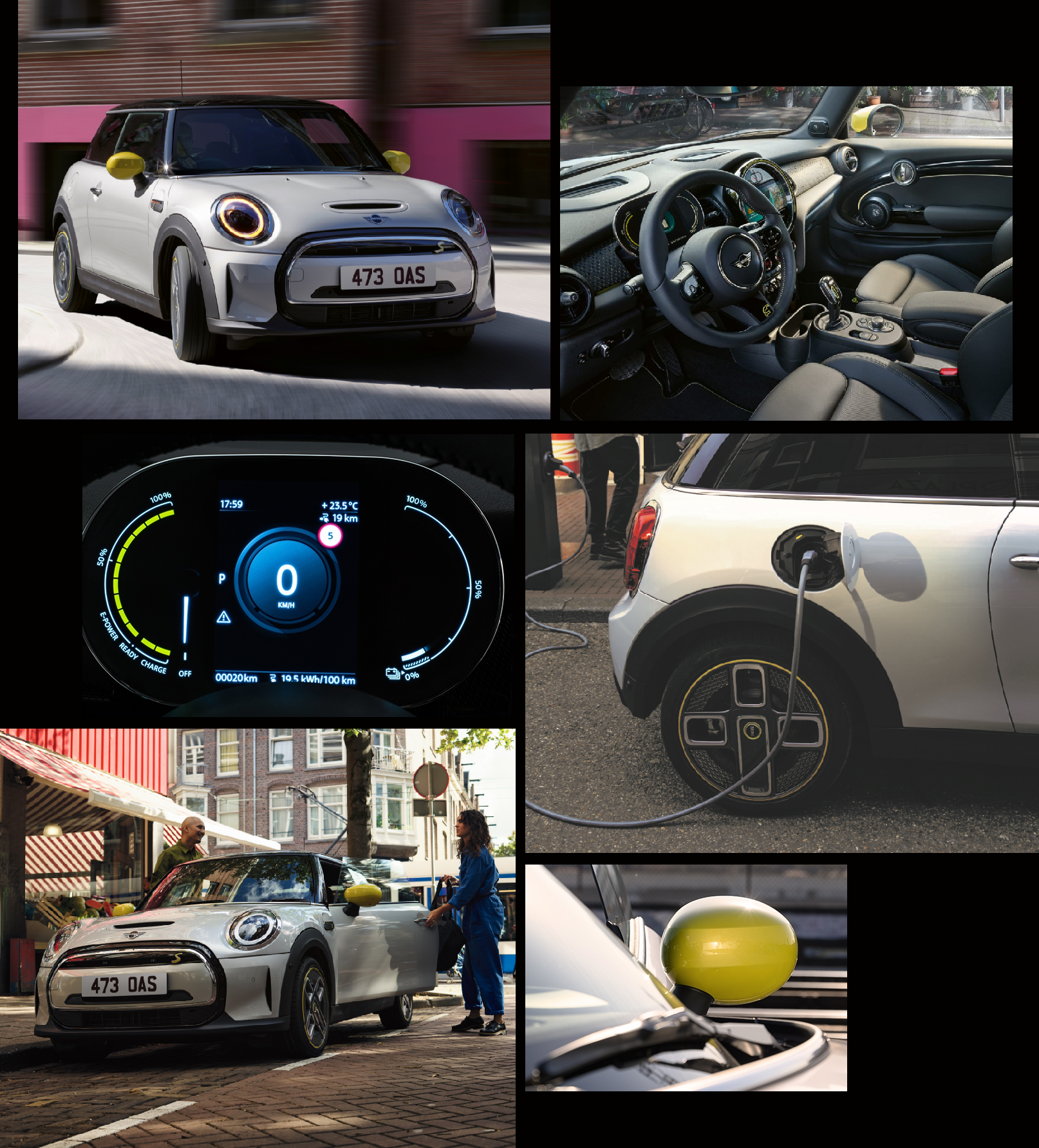 COMPLETELY ELECTRIC. COMPLETELY MINI.