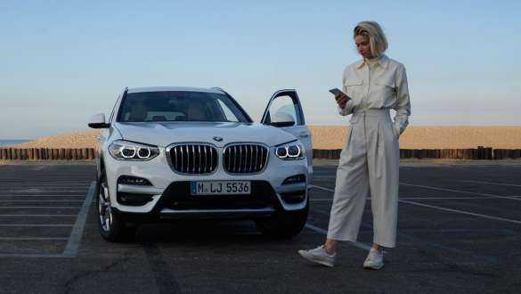 My BMW App.
