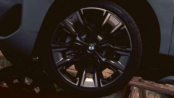 Exclusive wheels.