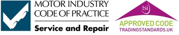 Motor Industry Code of Practice - Service and Repair